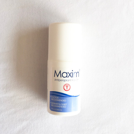 REVIEW: Maxim Antiprespirant