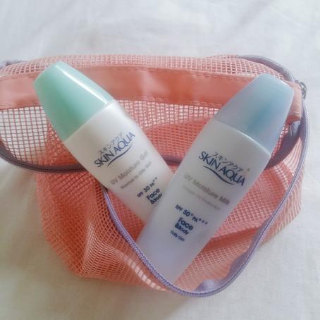 REVIEW: Skin Aqua Sunscreen SPF 30 & SPF 50