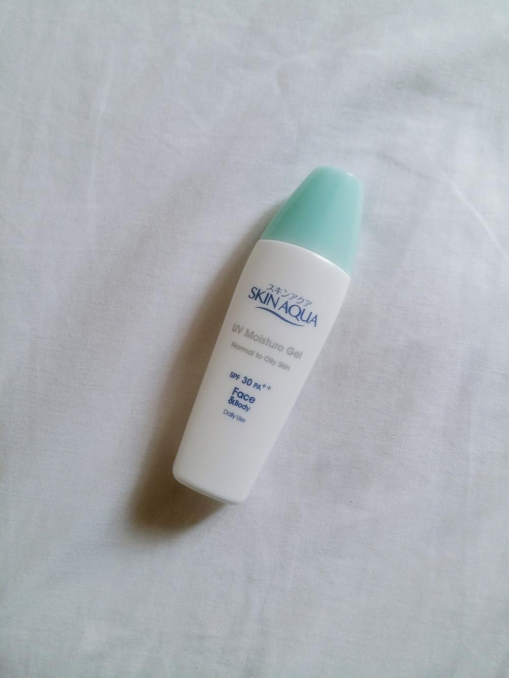 Review Skin Aqua SPF 30 Indonesia