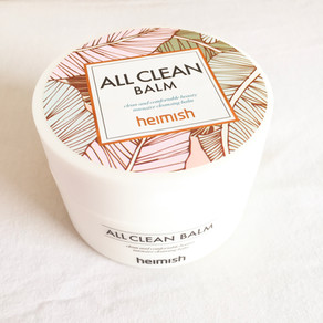 REVIEW: Heimish All Clean Balm