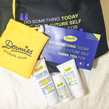 REVIEW: Dermies Clear Me Series