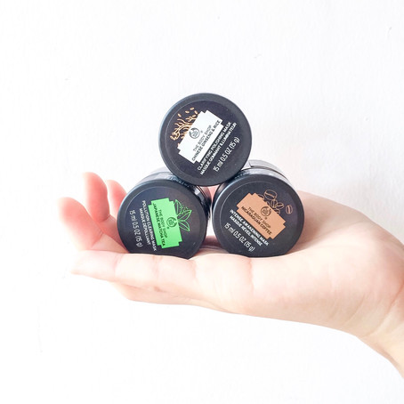 REVIEW: The Body Shop Mini Face Mask