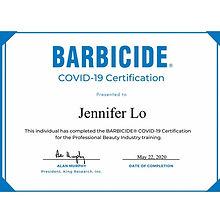 Barbicide Covid course.jpg