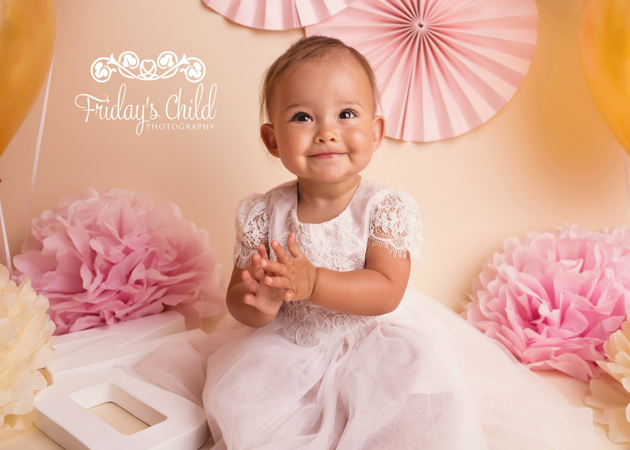 1st Birthday Photography in Cheshire