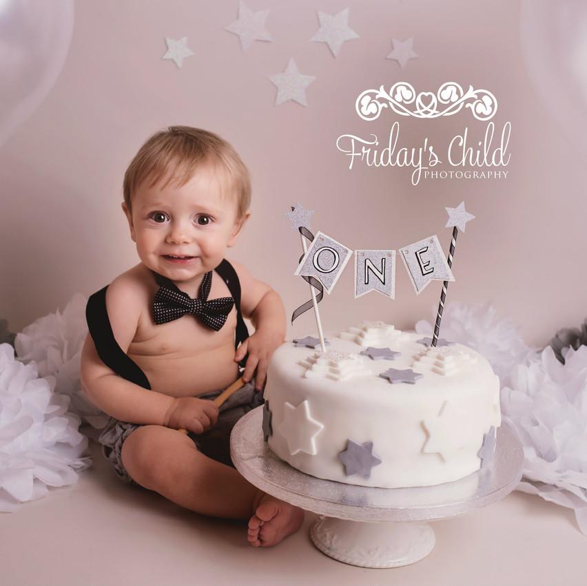 Cake Smash Cheshire