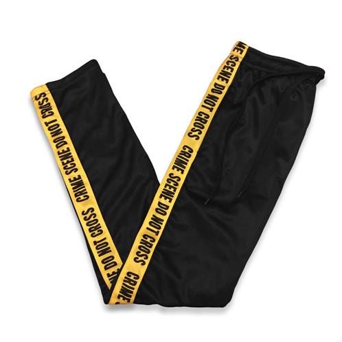 Black Yellow Killa Season Track Pants