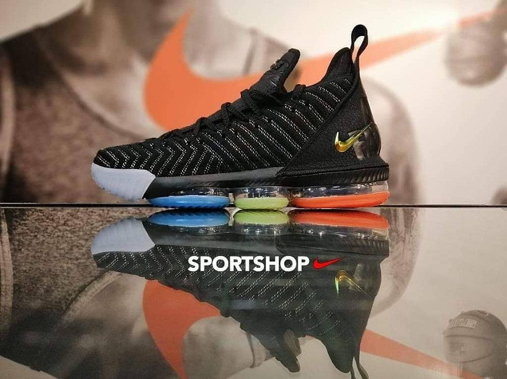 check out a8f4d e40cc Nike Lebron 16 I Promise