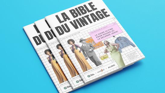 La Bible du Vintage