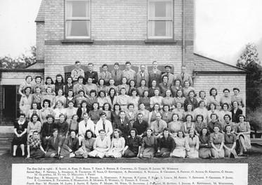 Staff of Grays Factory, WW2