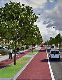 Milton Road visualisation