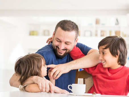 5 Socializing Rules for Children (and Parent too!)