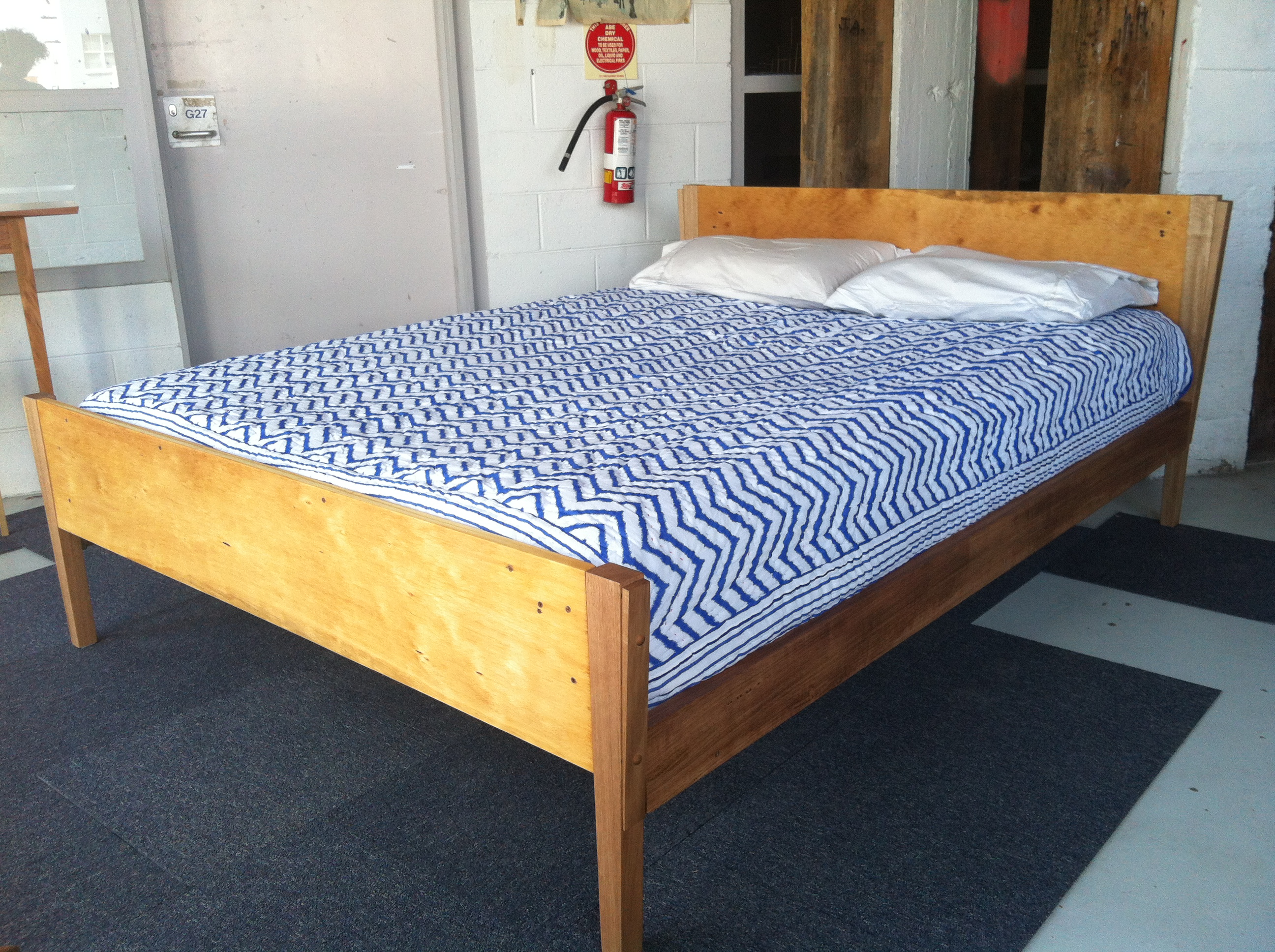 Recycled Huon Bed.JPG