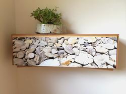 Floating Desk - Rocks