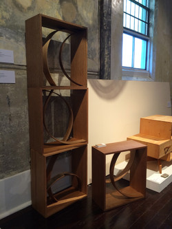 stool table sculpture