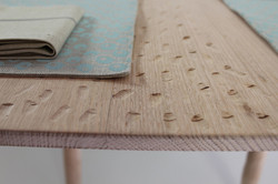 Texture table detail