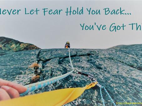 No Fear...