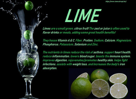 Facts On Lime...