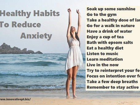How To Reduce Anxiety Naturally...