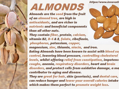 Do You Like Almonds...