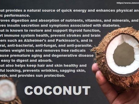 What Coconut Can Do For You...