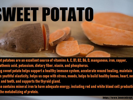Sweet Potato Facts...