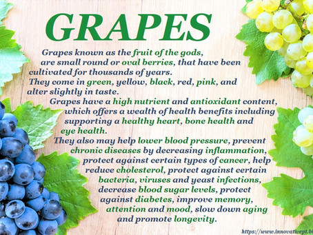 How Much Do You Know About Grapes?