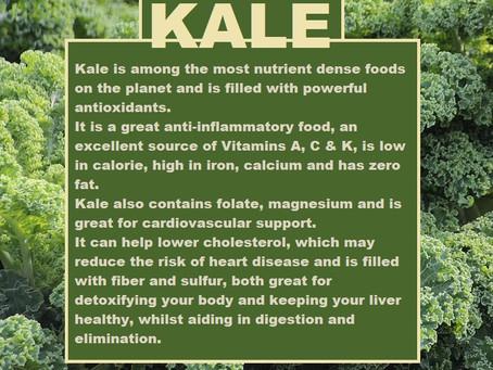 Tasty Kale...