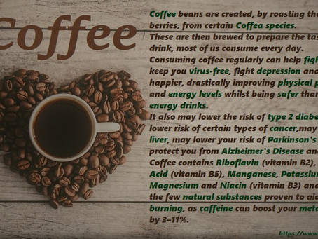 Coffee Facts...