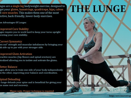 Lunge Effects...