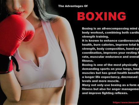 What You Need To Know About Boxing...