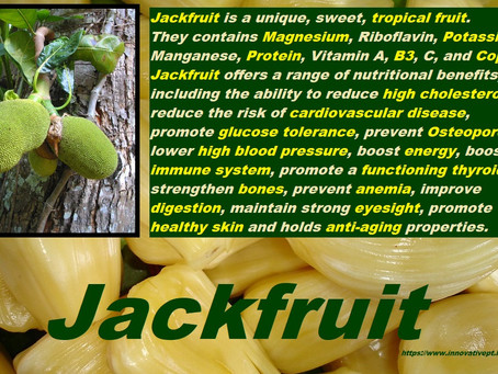 Tasty Jackfruit...