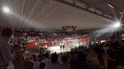 CHOLET-BASKETBALL STADIUM-FINALE