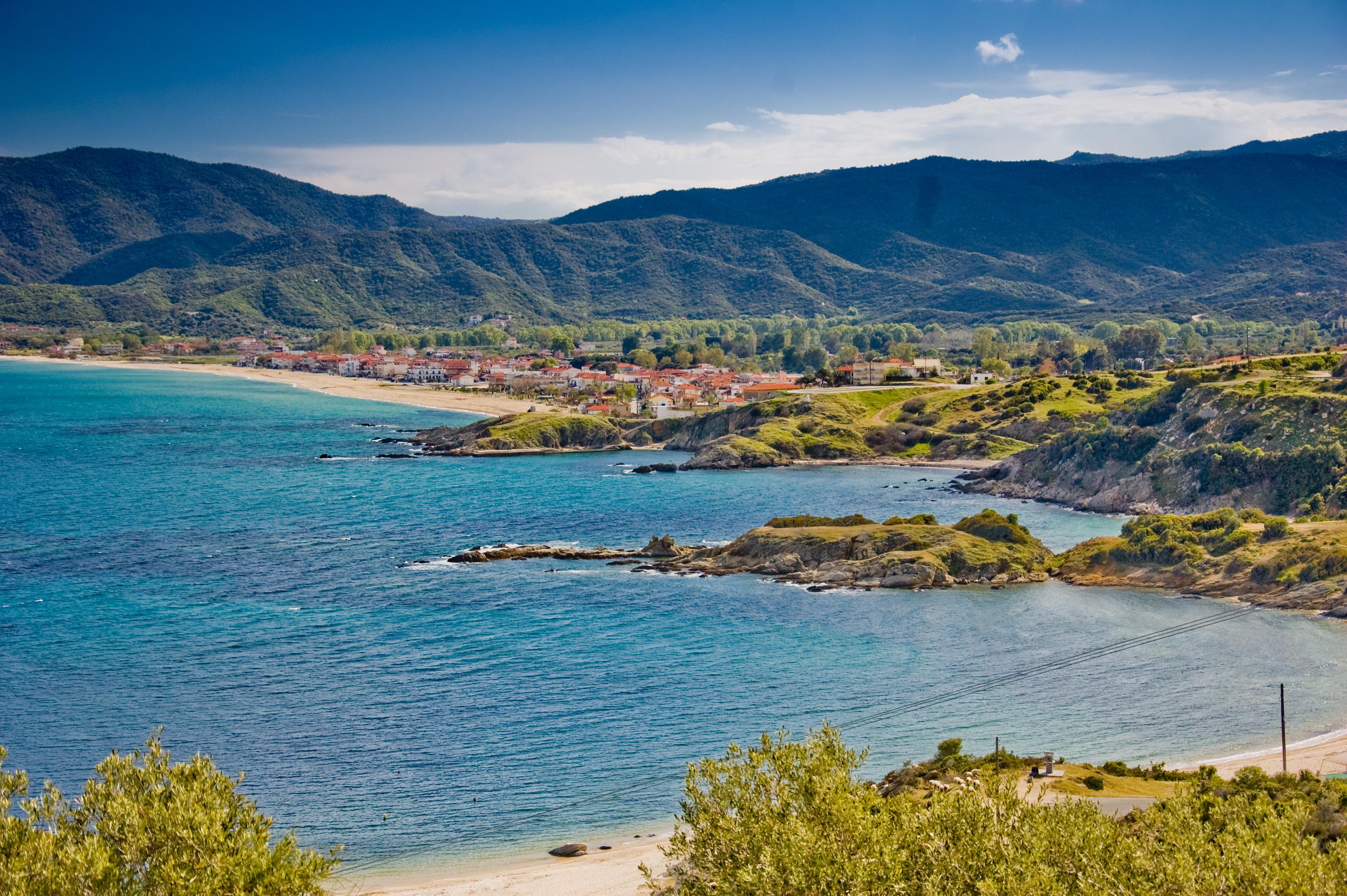 Halkidiki, Grecja