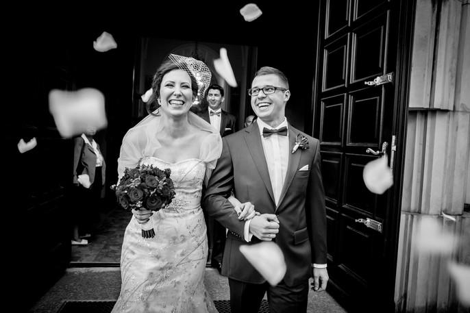 Ślub Gosi i Rafała