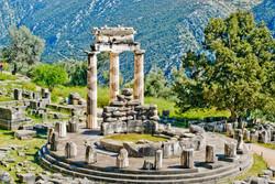 Delfy, Grecja