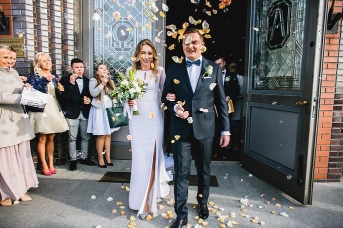 Ślub Wioli i Tomka