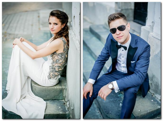 Ślub Dagny i Piotra