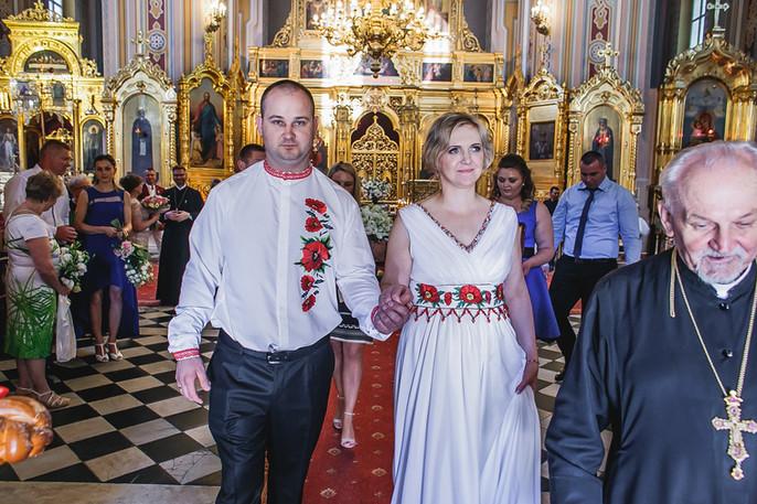 Ślub Natalii i Pawła
