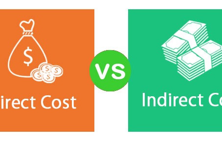 Direct Costs vs Indirect Costs