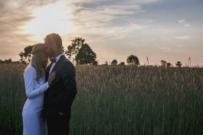 Ślub Matyldy i Rafała