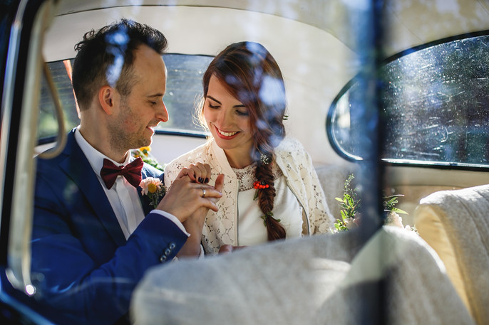 Ślub Żanety i Grzegorza