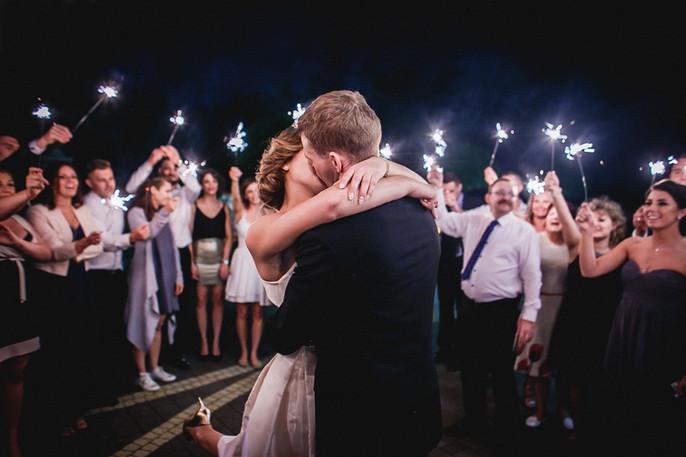 Ślub Olgi i Przemka