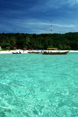 Perhentian Island, Malezja