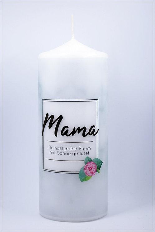 """Trauerkerze """"Mama Marmor"""""""