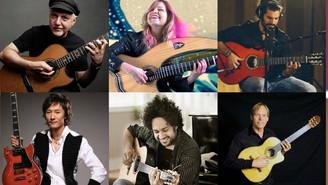 International Guitar Concert: Peace Through Music