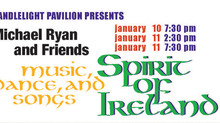 Spirit of Ireland! Jan 10 & 11 2020