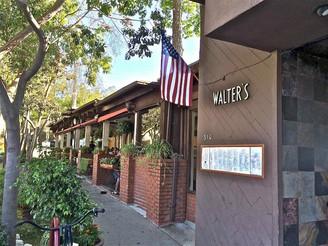 Walters Restaurant - Claremont, CA