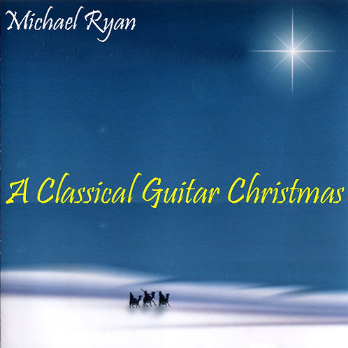 DIGITAL ALBUM A Classical Guitar Christmas