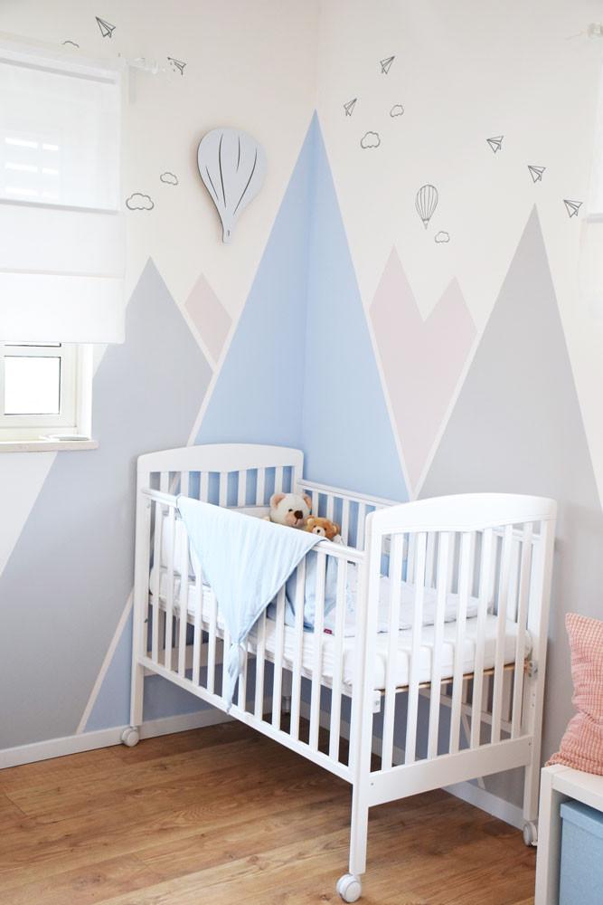 עיצוב חדר תינוקות קיטה קידס