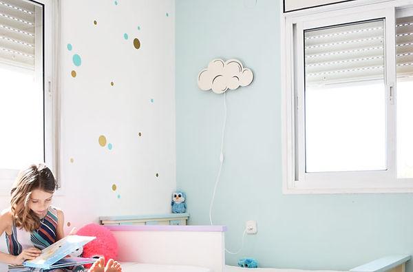 עיצוב חדר שינה מנטה וזהב